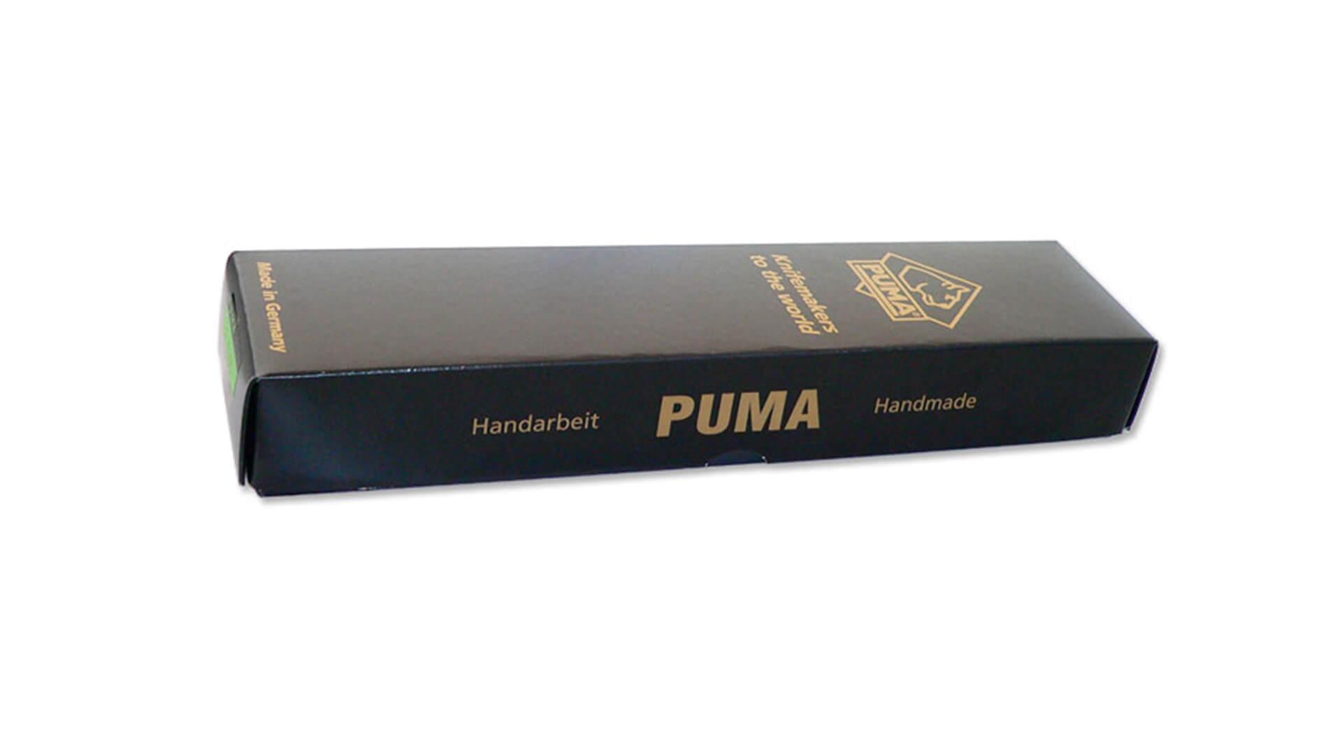 Puma Jagdmesser im Karton kaufen