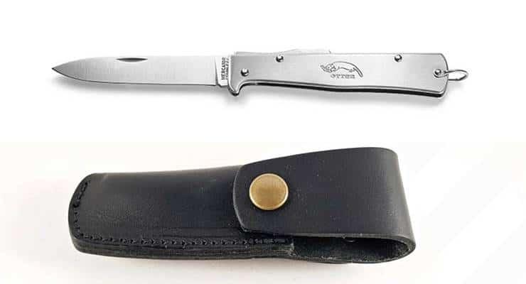 Buy Otter Mercator stainless steel with knife holster