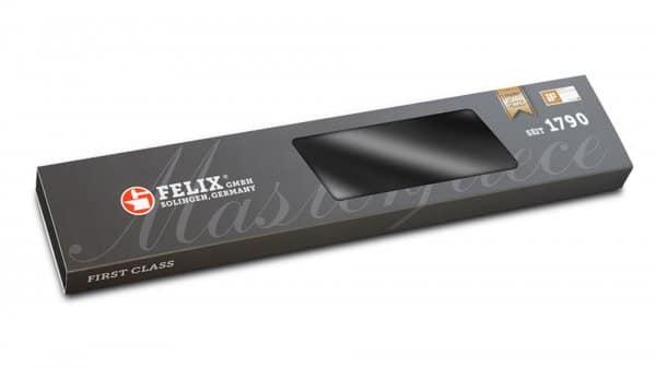 Felix First Class Verpackung