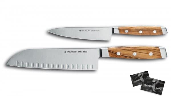 Felix First Class Wood Messerset Asia kaufen