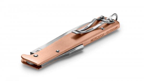 Otter Mercator Kupfer mit Clip