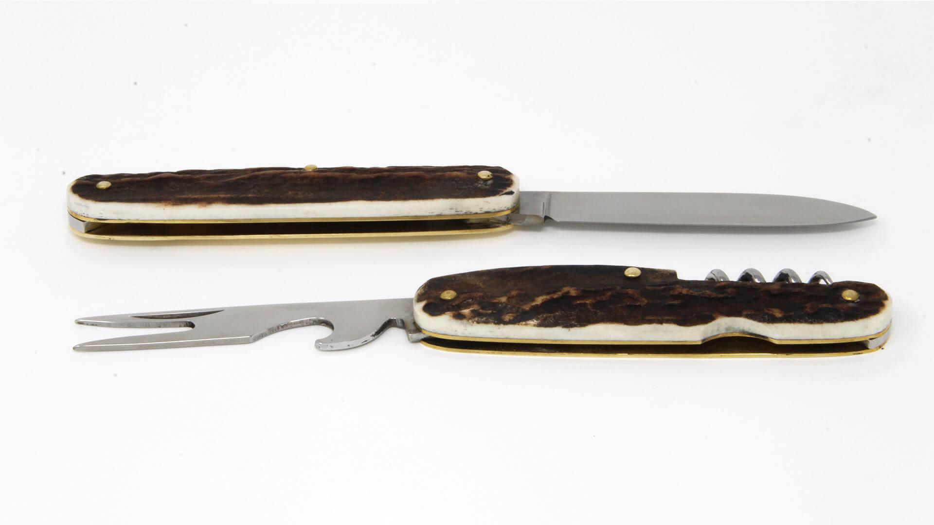Hubertus Bestecktaschenmesser