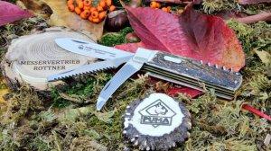 Buy Puma hunting pocket knife 4-piece at Messervertrieb Rottner